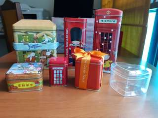 Tins and Container