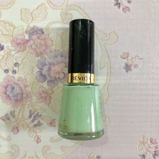 Preloved Revlon Minted Nail Polish