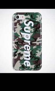 Iphone 6/6s supreme camou