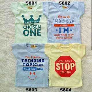 Word Tshirt size S and M