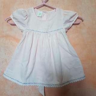 St.Patrick dress/blouse