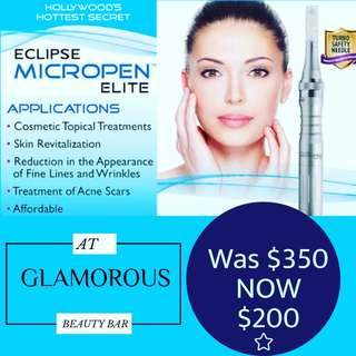 Micro skin needling CIT