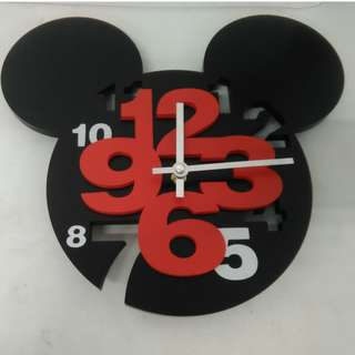 """JAM DINDING MICKEY MOUSE 3D """"SALE"""""""