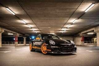 Porsche 911 GT3 3.6 Manual