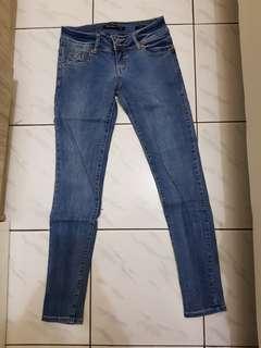 Jeans paris woman