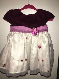 3-6 months baby dress