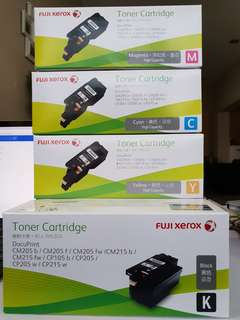 Fuji Xerox cartridge toner