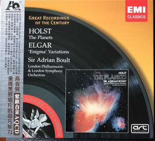 Holst THE PLANETS Sir Adrian Boult