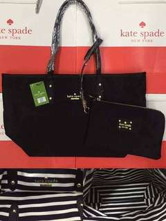 Kate Spade Reversible Bag with Pouch