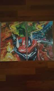 Project Superpowers Vol 1 (complete 8 issue miniseries)