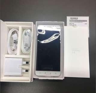 Samsung galaxy c8 全新 玫瑰粉紅