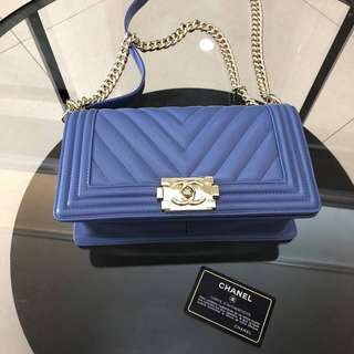 Chanel  Boy Leboy