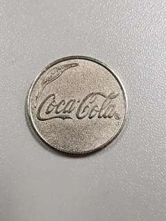 🚚 Coca Cola Lucky Draw Coin (collectable)