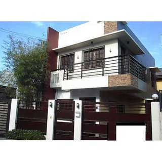 House and Lot in North olympus philip corner Thadeus St. 70sq.m Floor area