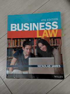 Commercial law. LAW 2446 RMIT