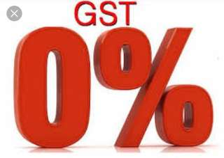 SAVE ON 8% OF PURCHASE VALUE ! Helper for GST Free Purchase in Singapore !