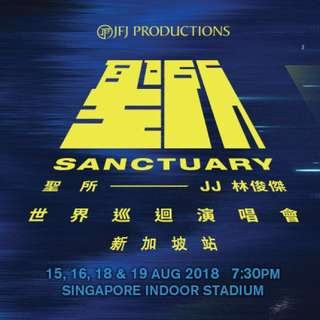 [LOOKING FOR] JJ LIN CAT4 TICKET x3