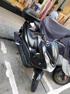 Honda pcx125 motorcycle