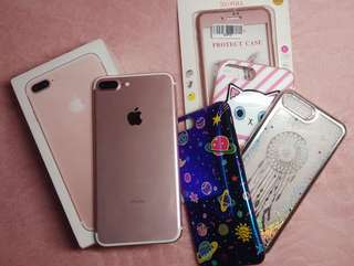IPhone 7+ 32Gb rosegold