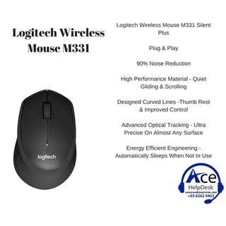 Logitech Wireless Mouse M331