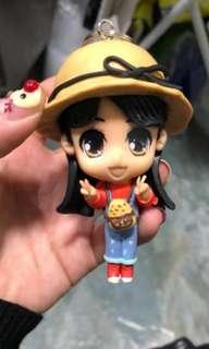 Custom Keychain Handmade