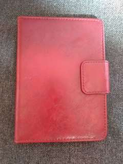 Fully Booked Leather Cover Notebook