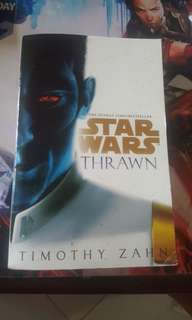Star Wars Thrawn Novel