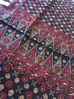 Kain batik cirbonan