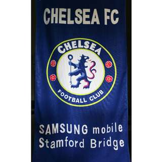 Chelsea Football Club Extra Large Microfiber Towel