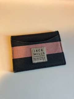 Jackwills card holder