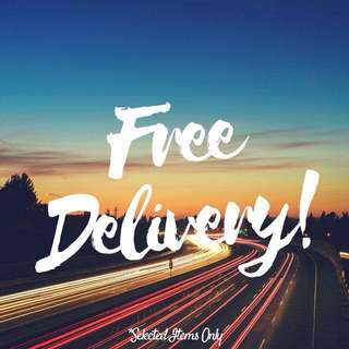 FREE DELIVERY! NATIONWIDE!