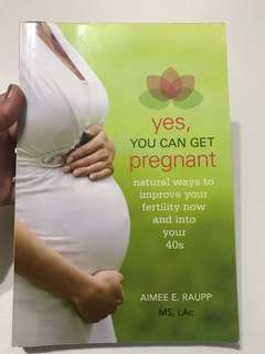 Yes, you can get pregnant. Natural ways to improve your fertility now and into your 40s