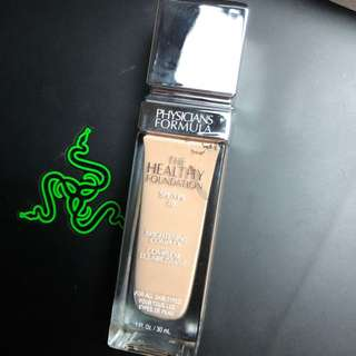 Tried 1x Physician's Formula The Healthy Foundation SPF 20 LC1 Light Cool 1