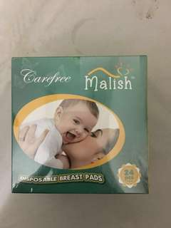 Breast pad disposable breastpads Malish breastpad (24 pieces)
