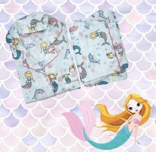 Mermaid Pyjamas