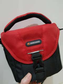 Tas Kamera VANGUARD RED COLOR