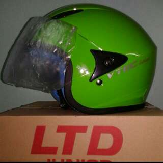 (inc pos) new kids helmet with sirim 3-6 years