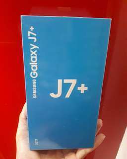 Samsung Galaxy J7+  kredit promo #2018GantiHP murah banget