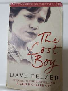 The Lost Boy (by Dave Pelzer)
