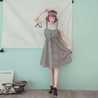 🚚 兩件式連衣裙