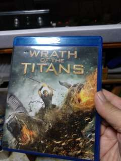 Blu ray, Wrath of the Titans