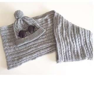 Winter Hat&Scarf