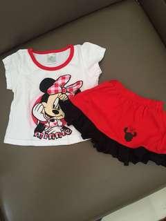 Disney Baby Set 1y
