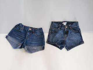 Jeans shorts for kids