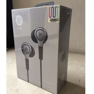 Price Reduced! 全新B&O Play Earphones H3