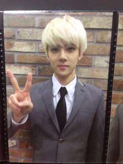 EXO SEHUN GROWL VER B PHOTOCARD PH PRESS