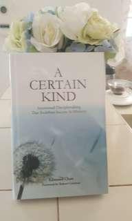 Christian Book - A Certain Kind