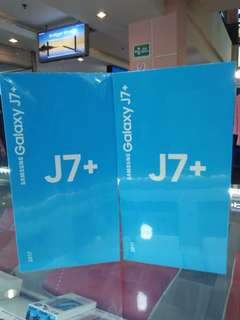Samsung Galaxy J7 Plus bisa kredit