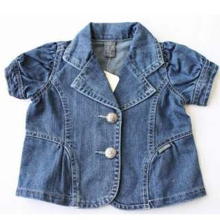 Zara Kids Jacket jeans (new)