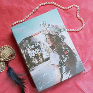 Jessica The First Mini Album With Love